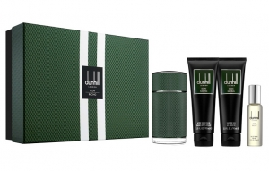 Dunhill Icon Racing EDP For Men 100 ML + 90 ML Shower Gel + 90 ML After Shave Balm + 30ML EDP
