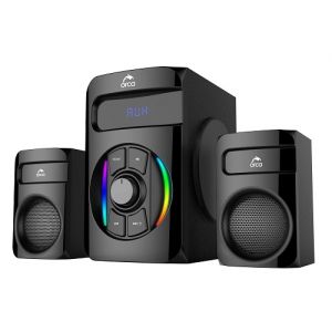 Orca 2.1CH Multimedia Speakers 38W, Black