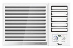 Midea Window AC 2 Ton - 24000BTU