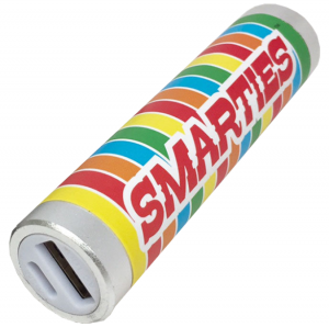 iHip Smarties Power Bank Portable Phone Charger