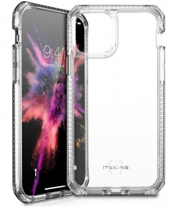 Itskins Supreme Clear Case Anti Shock Up to 3mtr for iPhone 11 Pro (5.8) - Transparent