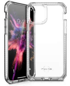 Itskins Supreme Clear Case Anti Shock Up to 3mtr for iPhone 11  Pro Max (6.5) - Transparent