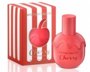 Women Secret Cherry Temptation Eau De Toilette For Women - 40ml