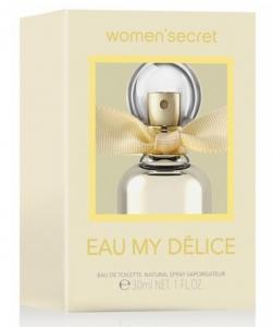 Women Secret Eau My Delice Eau De Toilette for Women - 30ml