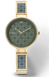 Zyros ZAA007 Women's Analog Watch - Green