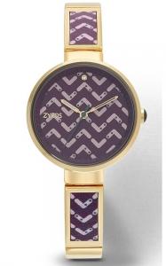 Zyros ZAA007 Women's Analog Watch - Purple