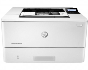 HP Laserjet Pro M404DN Monochrome Laser Printer with Ethernet & Double-Sided Printing