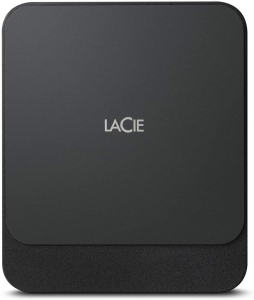 LaCie Portable SSD 500GB Hard Drive