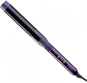 Babyliss Curling Iron 32mm, 6 Temp (Black)