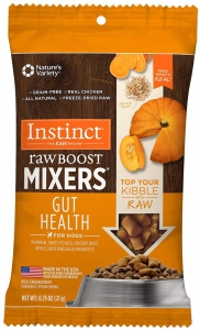 Nature's Variety Raw Boost Mixers - Gut Health 0.75 oz (Dog)