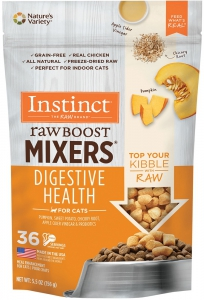 Nature's Variety Raw Boost Mixers - Digestive Health (New) 5.5oz (Cat)