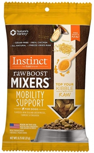 Nature's Variety Raw Boost Mixers - Mobility Support 0.75oz (Dog)