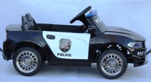 Original Dodge Charger Police Remote Control Toy Car - Black