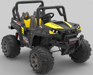 Original Showo Jeep Remote Control Toy Car - Yellow