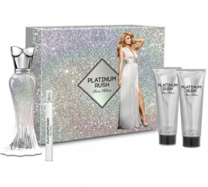 Paris Hilton Platinum Rush Gift Set for Women