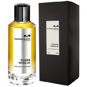 Mancera Roses Vanille Eau De Parfum For Women - 120 ml