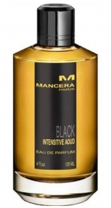 Mancera Black Intensitive Aoud Eau De Parfum For Unisex - 120 ml