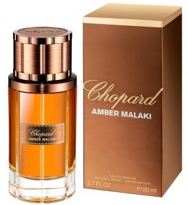 Chopard Amber Malaki Perfume For Unisex - 80 ml