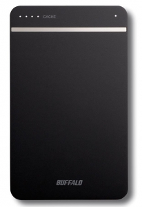 Buffalo MiniStation DDR High-Speed USB 3.0 1TB Portable Hard Drive - HD-PGD1.0U3