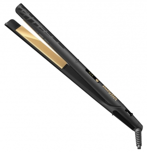 Babyliss 24mm Straightener (3 Temp. Settings with LED) - Gold