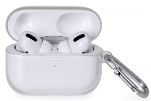 Torrii Bonjelly Case for Apple Airpods Pro - Clear