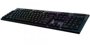 Logitech G915 LightSpeed Wireless RGB Mechanical Gaming Keyboard - Tactile
