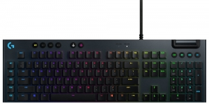 Logitech G815 Lightsync RGB Mechanical Gaming keyboard - Clicky