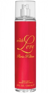 Paris Hilton With Love Women's Body Spray - 236 ml