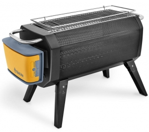 BioLite FirePit and Grill - See Fire, Not Smoke