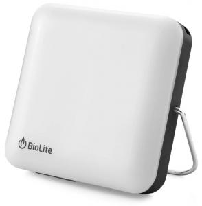 BioLite SunLight Portable Solar Light, Gray, 100 Lumens
