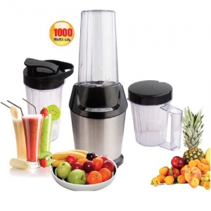 Orca 1000W Blender With 2 Attachment