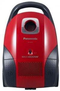 Panasonic Plastic Canister Vacuum Cleaner (Red, 1400 W)