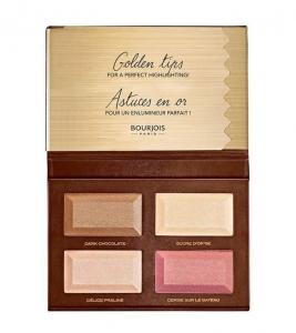 Bourjois Délice De Poudre Face Palette - 01 Highlighting Palette
