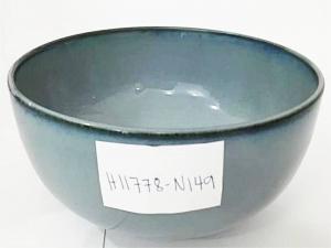 Sands Porcelain Bowl - Blue Vintage