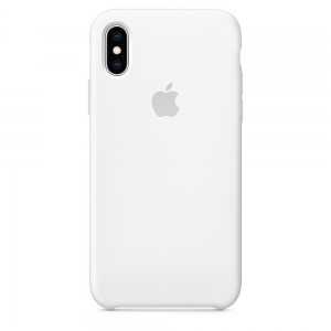 Apple Silicone Case For iPhone X/XS
