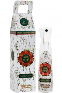 Khadlaj Naseem Al Ward Air Freshener - 320 ml
