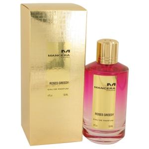 Mancera Roses Greedy Eau De Parfum for Unisex - 120ml