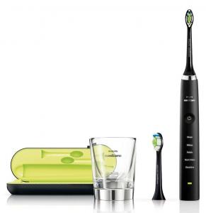 Philips Sonicare DiamondClean Black Electric Toothbrush