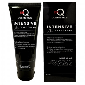 Dr.Q Intensive Hand Cream - 100ml