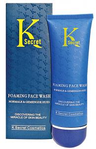 Dr.Q K-Secret Foaming Face Wash