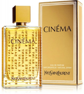 Yves Saint Laurent - Cinema For Women Eau De Parfum Spray - 90 ml