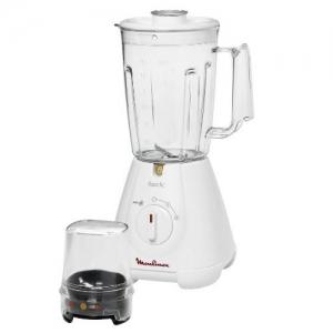 Moulinex 1.5L Blender With Grinder - 400 Watts