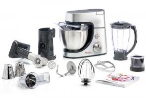 Moulinex 900 Watt Kitchen Machine - QA503D