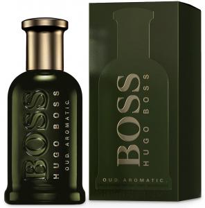 Hugo Boss Bottled Oud Aromatics EDP For Men - 100 ml