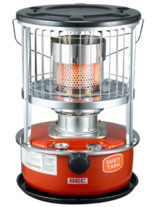 BEC Kerosene Heater - Red