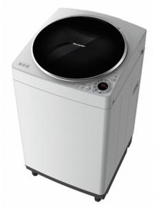 Sharp Top Loading 9KG Washer, Light Grey - ES-MW115Z-H