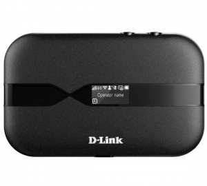 D-Link LTE 4G/HSPA 2000mAh Battery Router with LCD Display