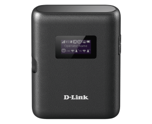 D-Link CAT6 LTE 4G/HSPA 3000mAh Battery Wireless 11AC Router with LCD Display