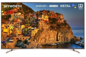 Skyworth 75 Inch UHD-4K Smart TV - LED-75SUC8100