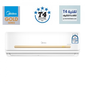 Midea Gold 3 Ton 36,000BTU, 5 Star T4 Technology Indoor Split Air Conditioner